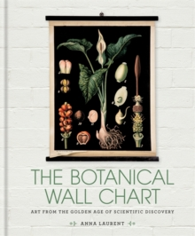 The Botanical Wall Chart : Art from the golden age of scientific discovery, Hardback Book