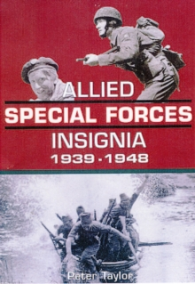 Allied Special Forces Insignia, Paperback / softback Book