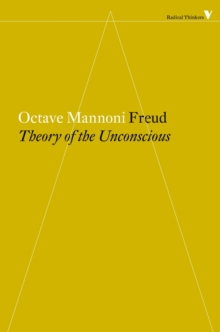 Freud : The Theory of the Unconscious, Paperback / softback Book
