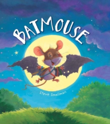 Storytime: Batmouse, Paperback Book