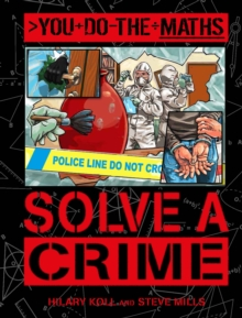 You Do the Maths: Solve a Crime, Paperback Book