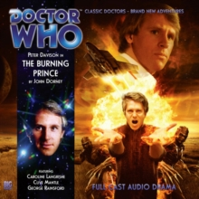 The Burning Prince, CD-Audio Book