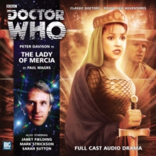 The Lady of Mercia, CD-Audio Book