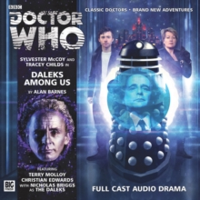 Daleks Among Us, CD-Audio Book