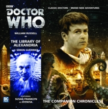 The Library of Alexandria, CD-Audio Book