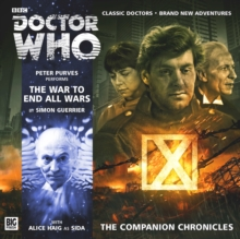 The War to End All Wars, CD-Audio Book