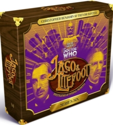 Jago & Litefoot, CD-Audio Book