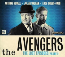 The Avengers - The Lost Episodes : Volume 2, CD-Audio Book