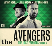 The Avengers - The Lost Episodes : Volume 3, CD-Audio Book