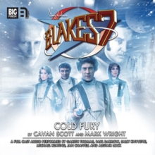 Cold Fury, CD-Audio Book