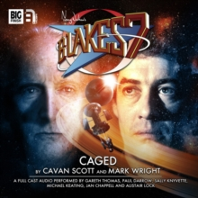 Caged, CD-Audio Book