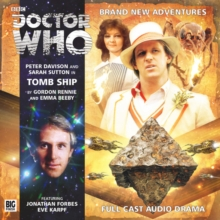 Tomb Ship, CD-Audio Book