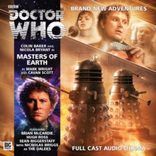 Masters of Earth, CD-Audio Book