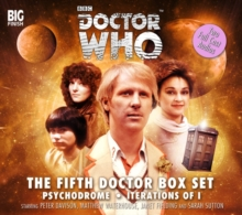The Fifth Doctor Box Set, CD-Audio Book