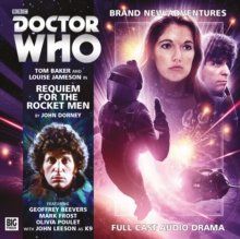 Requiem for the Rocket Men, CD-Audio Book