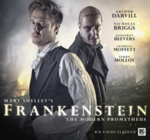 Frankenstein, CD-Audio Book