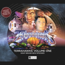 Terrahawks : Volume 1, CD-Audio Book