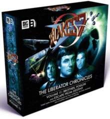 The Liberator Cronicles : Volume 11, CD-Audio Book