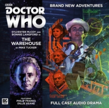 The Warehouse, CD-Audio Book