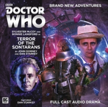 Terror of the Sontarans, CD-Audio Book
