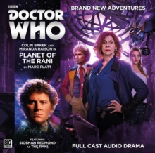 Planet of the Rani, CD-Audio Book