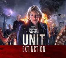 Extinction, CD-Audio Book