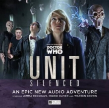 Silenced, CD-Audio Book