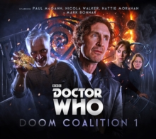 Doctor Who - Doom Coalition Series 1, CD-Audio Book