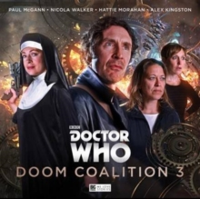 Doom Coalition, CD-Audio Book