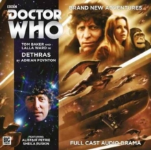 Doctor Who: The Fourth Doctor Adventures: 6.4 Dethras : No. 6.4, CD-Audio Book