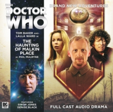 The Fourth Doctor Adventures : The Haunting of Malkin Place, CD-Audio Book