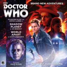 Doctor Who Main Range: Shadow Planet / World Apart : No. 226, CD-Audio Book