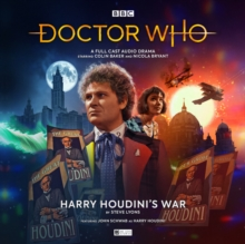 Doctor Who The Monthly Adventues #255 Harry Houdini's War, CD-Audio Book