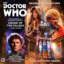 Doctor Who Main Range: Order of the Daleks : No.218, CD-Audio Book
