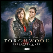 Torchwood - 1.3 Forgotten Lives, CD-Audio Book