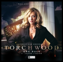 Torchwood - 1.4 One Rule, CD-Audio Book