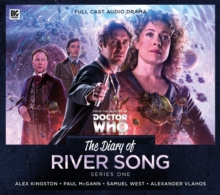Doctor Who: The New Series : The Diary of River Song, CD-Audio Book