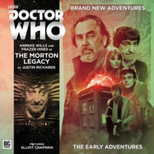 Doctor Who - The Early Adventures 4.3 - The Morton Legacy, CD-Audio Book