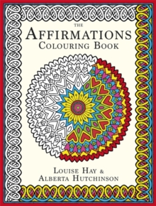 The Affirmations Colouring Book, Paperback Book
