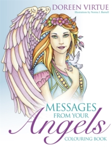 Messages from Your Angels Colouring Book, Paperback / softback Book