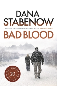 Bad Blood, Hardback Book