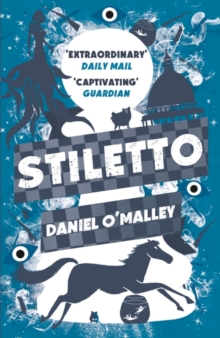 Stiletto, Paperback Book