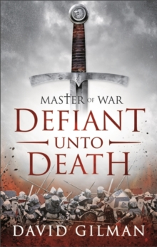 Defiant Unto Death, Hardback Book