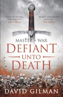 Defiant Unto Death, Paperback Book