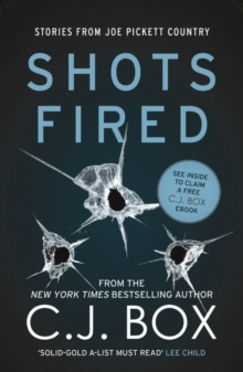 Shots Fired : An Anthology of Crime Stories, Paperback Book