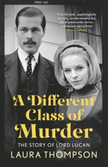 A Different Class of Murder, Hardback Book
