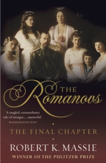 The Romanovs: The Final Chapter, Paperback / softback Book