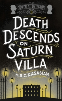 Death Descends On Saturn Villa, Paperback / softback Book