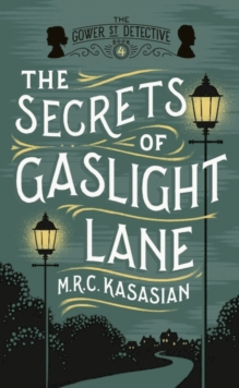 The Secrets of Gaslight Lane, Hardback Book