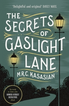 The Secrets of Gaslight Lane, Paperback / softback Book